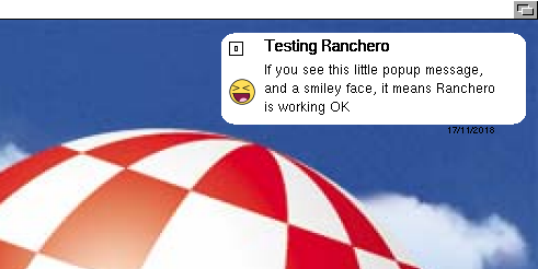 Ranchero Screenshot
